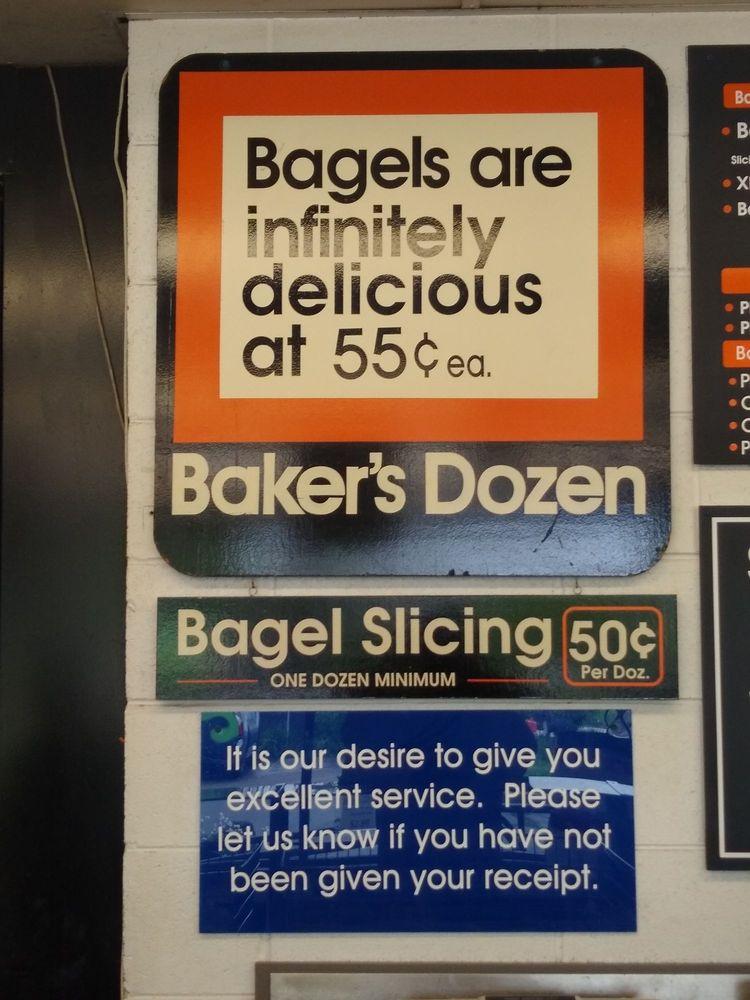 Bagels Forever: 2947 University Ave, Madison, WI