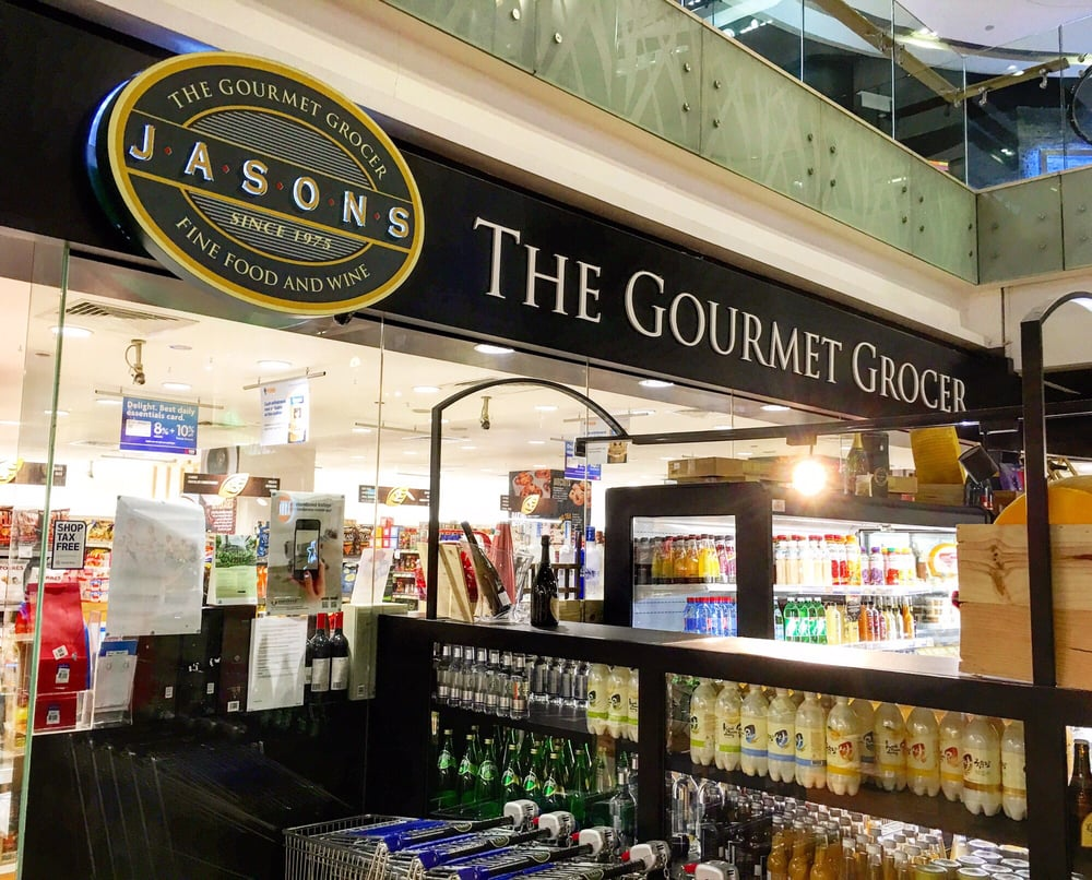 Jasons The Gourmet Grocer @ Ion Orchard