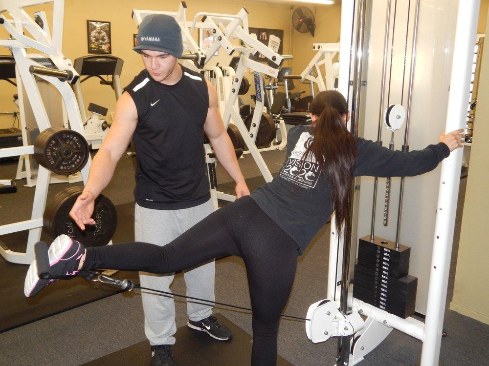 Iron Bodies Gym