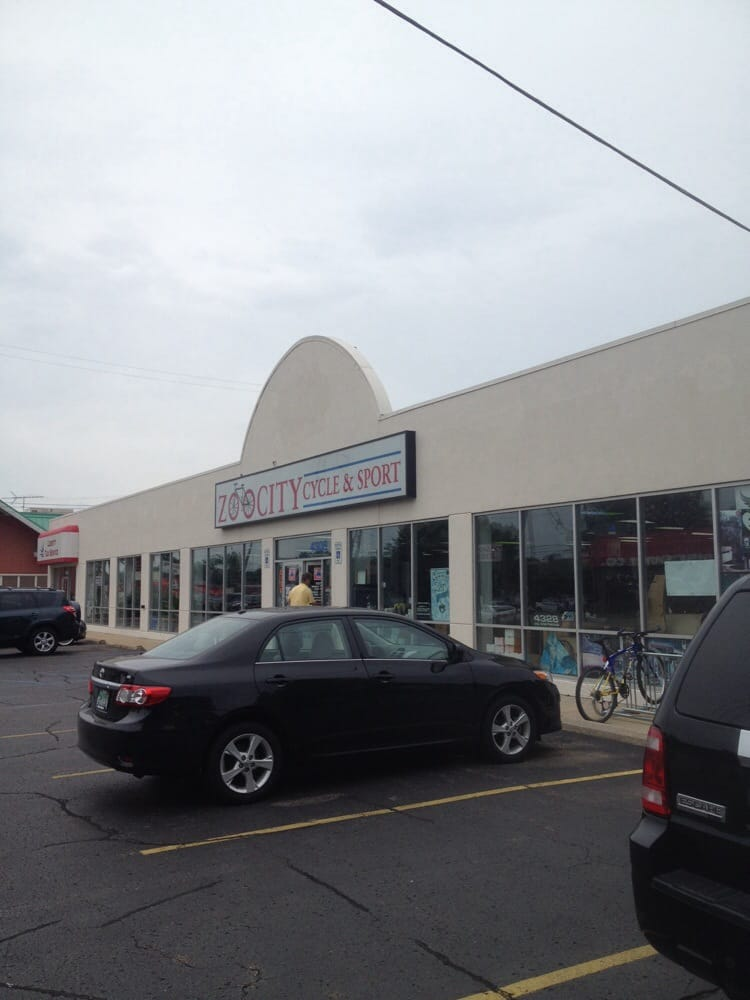 Zoo City Cycle and Sports: 4328 S Westnedge Ave, Kalamazoo, MI