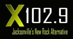 X1029 Jacksonville's New Rock