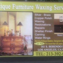 Photo Of Antique Furniture Waxing Service   Los Angeles, CA, United States.  Besides