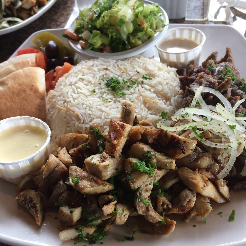 Lama Mediterranean Cafe Shenandoah Tx