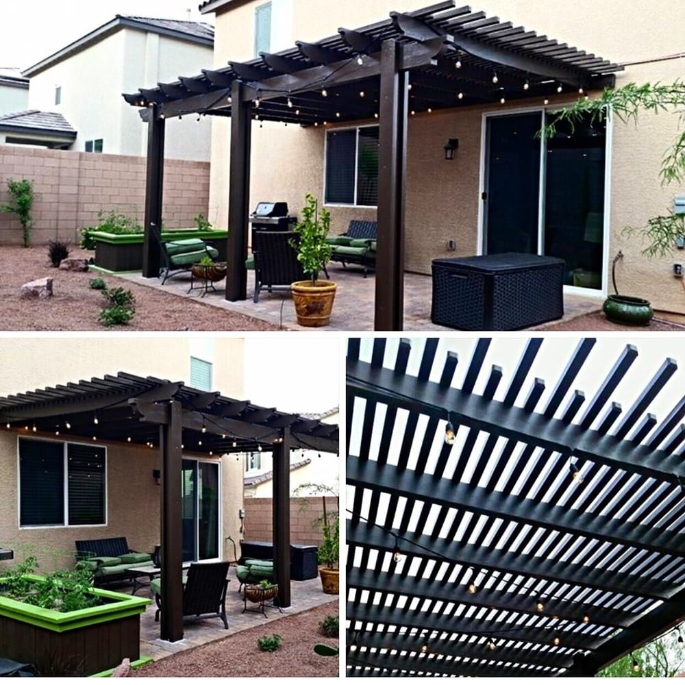Patio Porch And Deck Enclosures Review: DIY Alumawood Patio Covers Shipped Nationwide