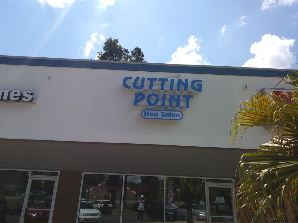 Cutting Point: 1095 E Nine Mile Rd, Pensacola, FL