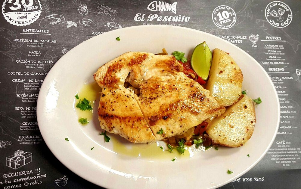 El Pescaito: 7441 NW 72nd Ave, Miami, FL