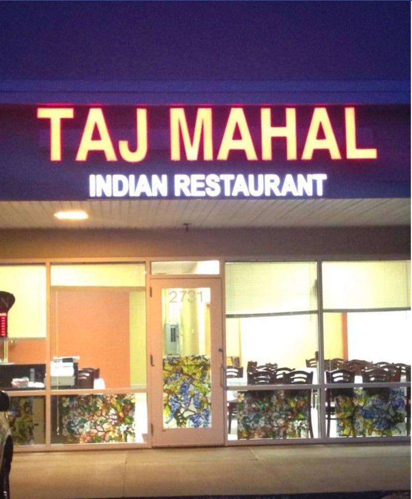 Taj Mahal Indian Food Near Me