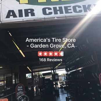 Charming Photo Of Americau0027s Tire   Garden Grove, CA, United States Idea