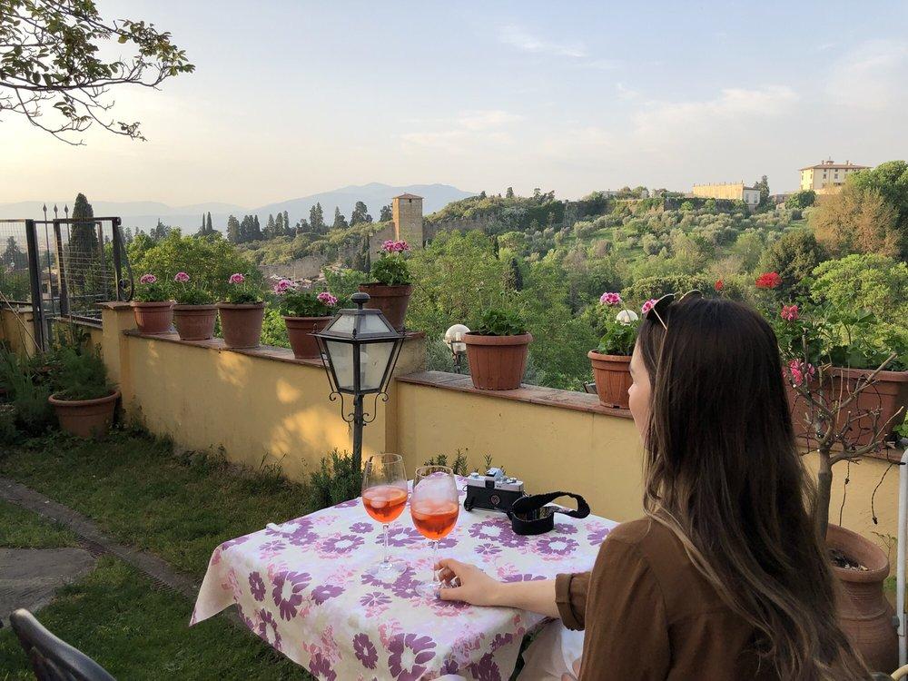 Photos For La Terrazza Del Principe Yelp