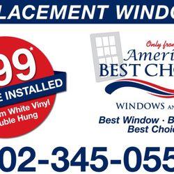 Americas Best Choice Windows Of Louisville Windows
