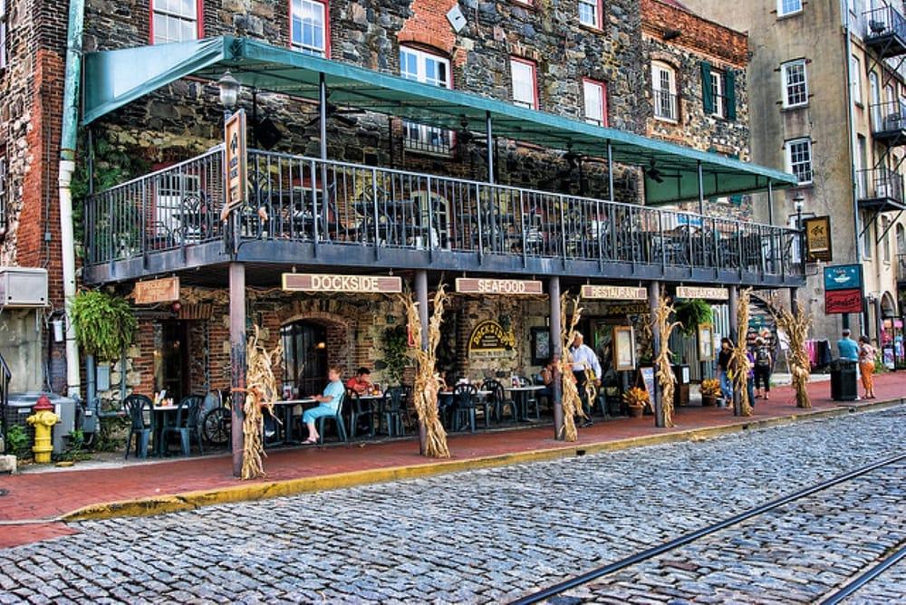Savannah Ga Restaurant Reviews