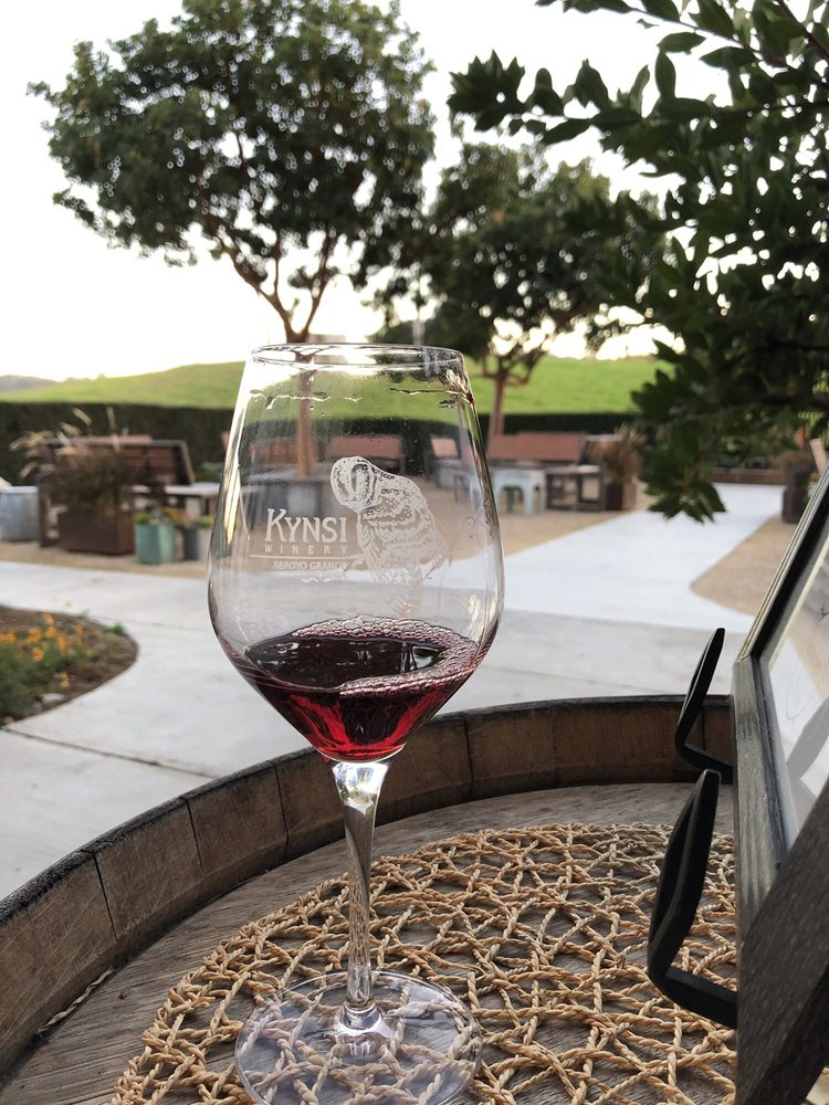 Kynsi Winery: 2212 Corbett Canyon Rd, Arroyo Grande, CA
