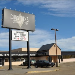 Diamonds edmonton strip club