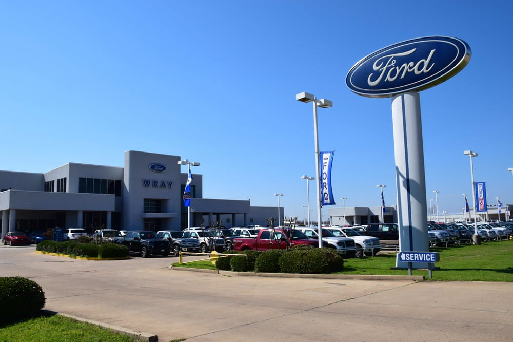 Wray Ford - Auto Parts u0026 Supplies - Bossier City LA - 2851 Benton Rd - Phone Number - Reviews - Yelp & Wray Ford - Auto Parts u0026 Supplies - Bossier City LA - 2851 Benton ... markmcfarlin.com