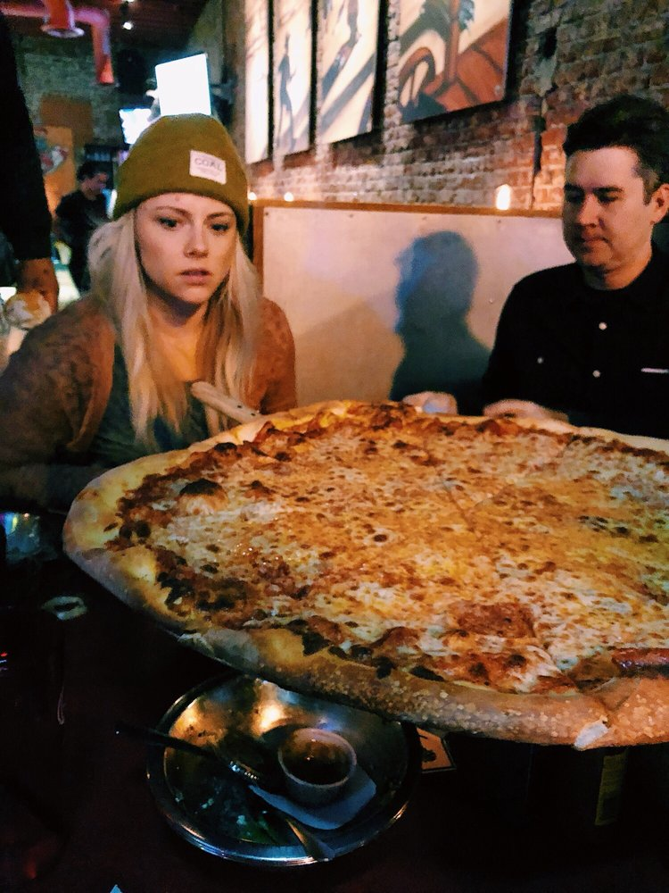 The Biggest Pizza Ever Yelp