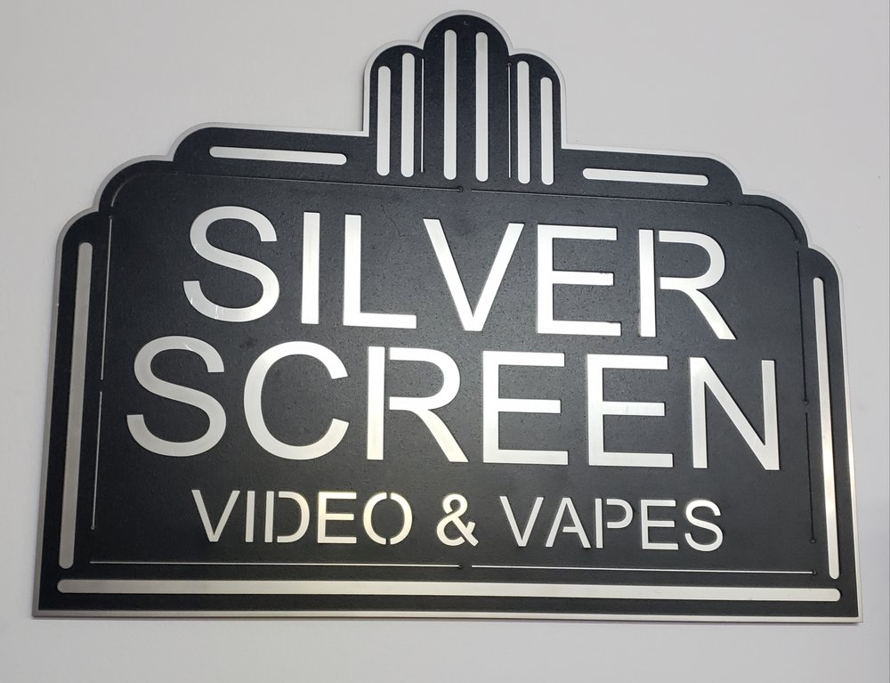 Silver Screen Video & Vapes: 759 W Indiana Ave, Beecher, IL