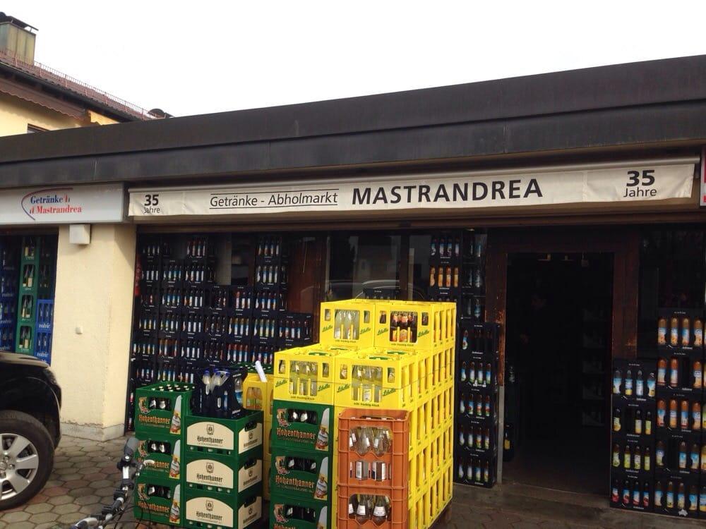 Getränke-Abholmarkt Mastrandrea - Getränkemarkt - Ippenbergerstr ...