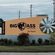 Big ass fans lexington