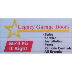 Photo Of Legacy Garage Doors   San Antonio, TX, United States