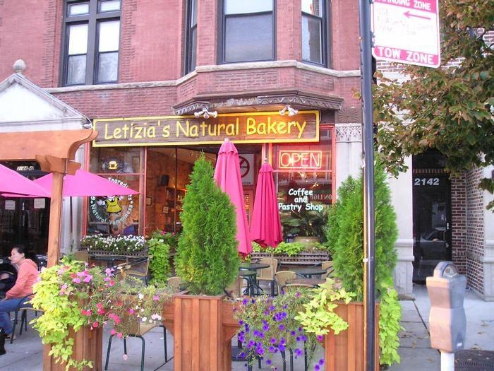 Letizia S Natural Bakery Chicago Il