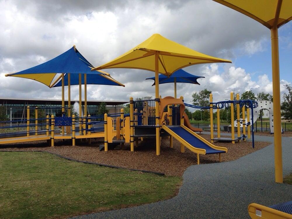 Social Spots from Centennial Playground
