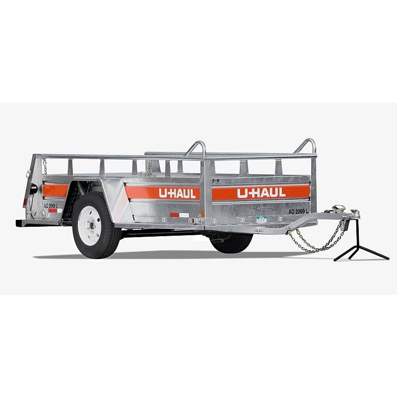 U-Haul Dealer Has U-Haul Utility Trailers In Montgomery