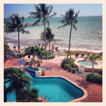 Photo Of Coconut Beach Resort Key West Fl United States The View