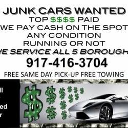 photo of sell my junk car brooklyn ny united states call us