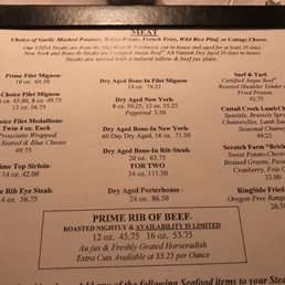 Photos for RingSide Steakhouse | Menu - Yelp