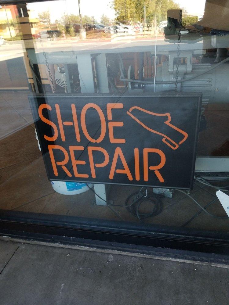Rancho Vista Shoe Repair: 5022 W Ave N, Palmdale, CA