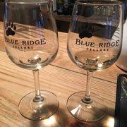 Wine tasting Photo of Blue Ridge Cellars - Blue Ridge GA United States. Wine glasses & Blue Ridge Cellars - 13 Reviews - Wine Tasting Room - 500 E Main St ...