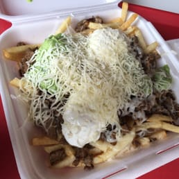 Photo Of El Patio   Woodland, CA, United States. Carne Asada Fries $7.75