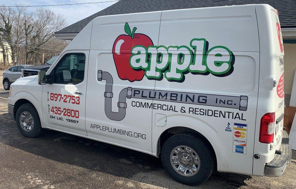 Apple Plumbing: 141 N St, Waynesville, OH
