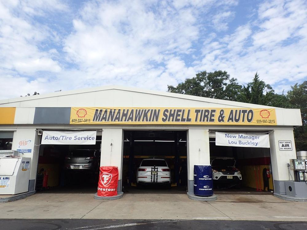 Manahawkin Shell Auto & Tire: 700 Nj-72, Manahawkin, NJ