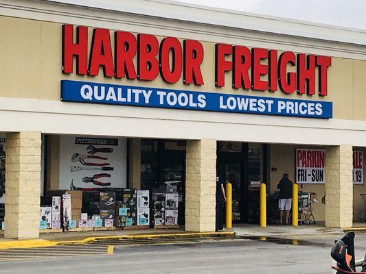 Harbor Freight 1455 W Main St Lebanon, TN Hardware Stores