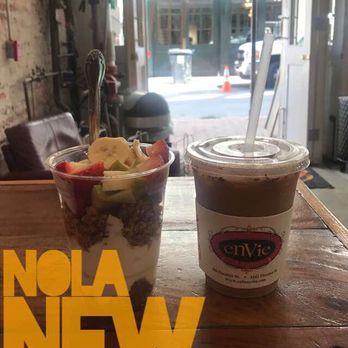 Envie Espresso Bar Cafe  Decatur New Orleans La