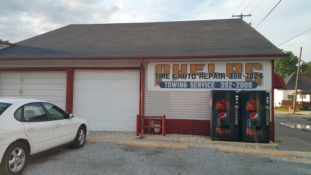 Towing business in Shelbyville, IN