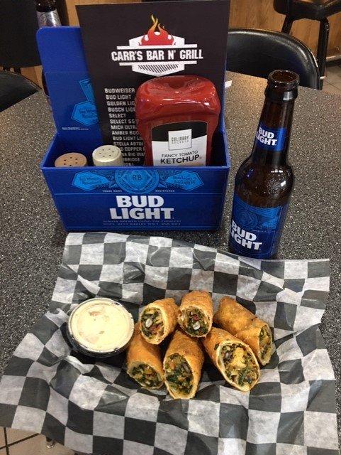Carr's Bar N Grill: 10 E Main St, Racine, MN