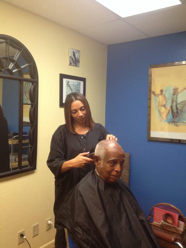 Jazzy s hair studio 25 photos hair salons 4413 s for Bella salon austin