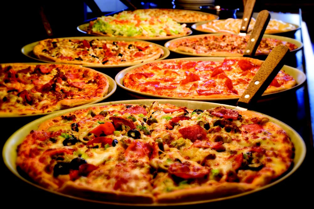 Pizza Ranch: 801 E Brian St, Tea, SD
