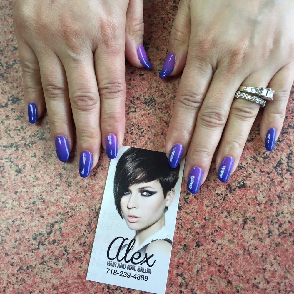 Alex's Nail & Hair Salon: 3020 Buhre Ave, Bronx, NY