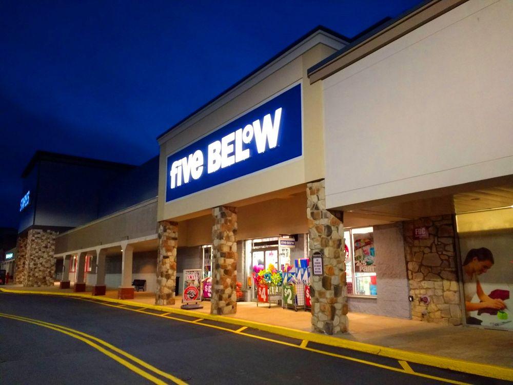 Five Below: 147 E Swedesford Rd, Wayne, PA