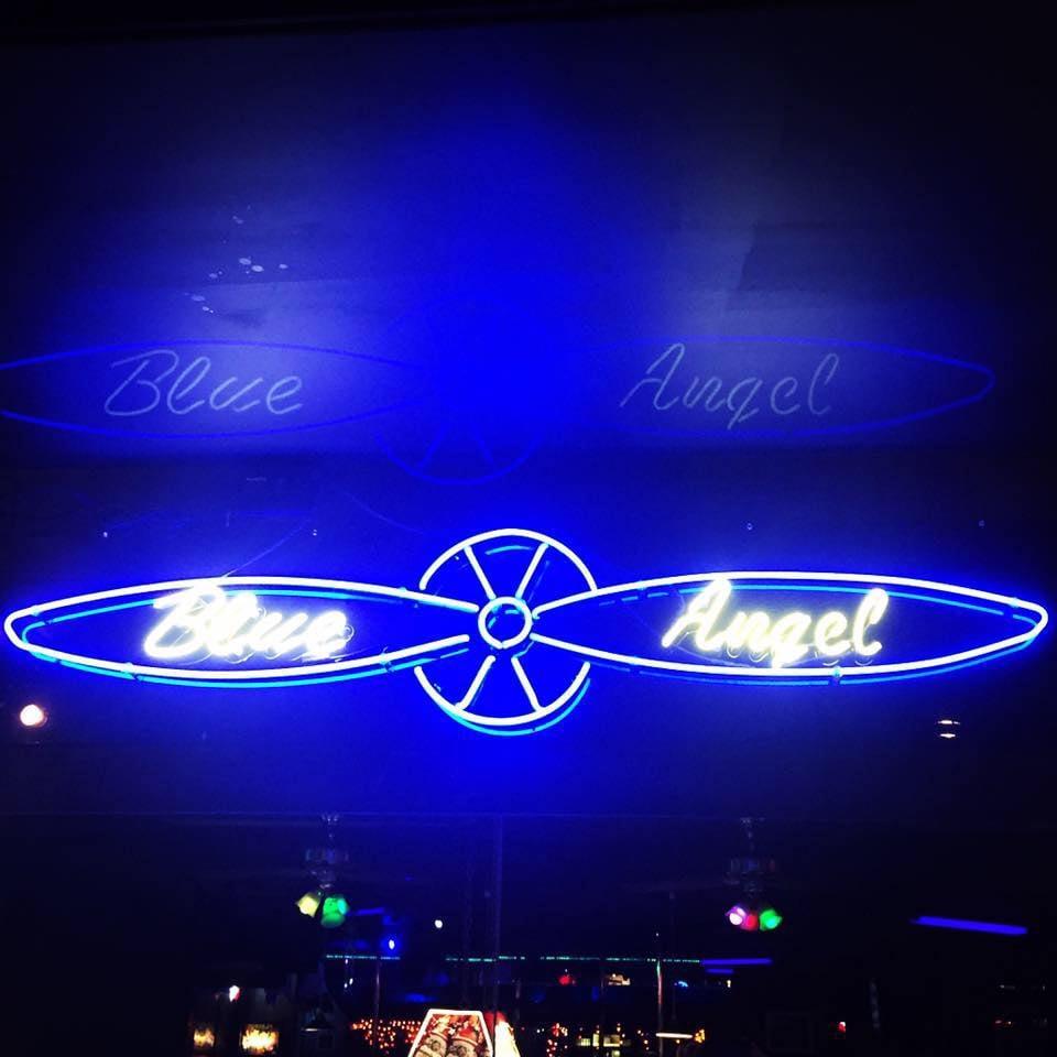 Atemberaubend Neonblaue Nagel Zeitgenössisch - Nagellack-Ideen ...