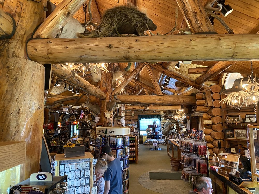 Hi Country Trading Post: 3911 N Lincoln Gulch Rd, Lincoln, MT