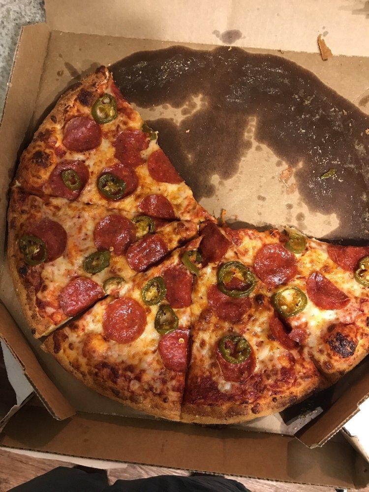 Domino's Pizza: 4275 University Pkwy, San Bernardino, CA