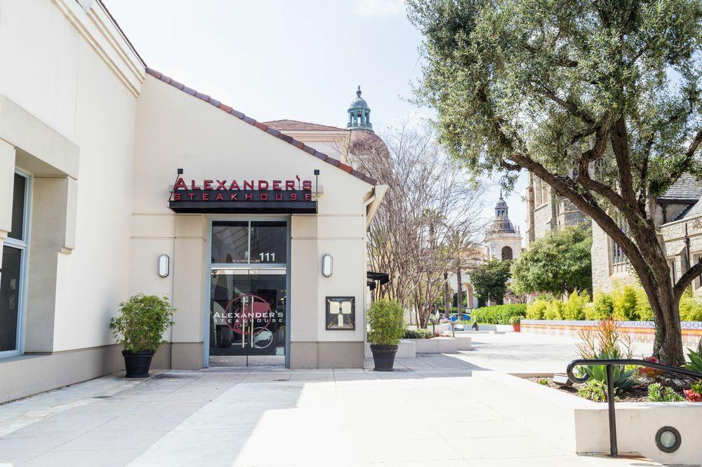 Social Spots from Alexander's Steakhouse - Pasadena