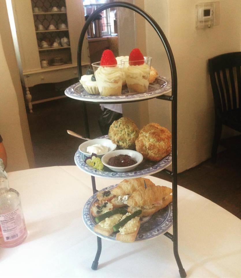 The Flour Box Tea Room And Cafe