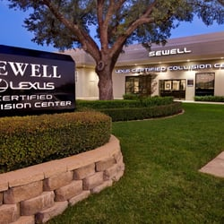 Photo Of Sewell Lexus Certified Collision Center Of Dallas   Dallas, TX,  United States