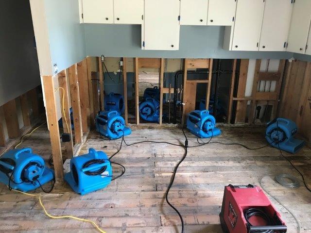 Complete Restoration & Construction: 112 W Washington Ave, Yakima, WA