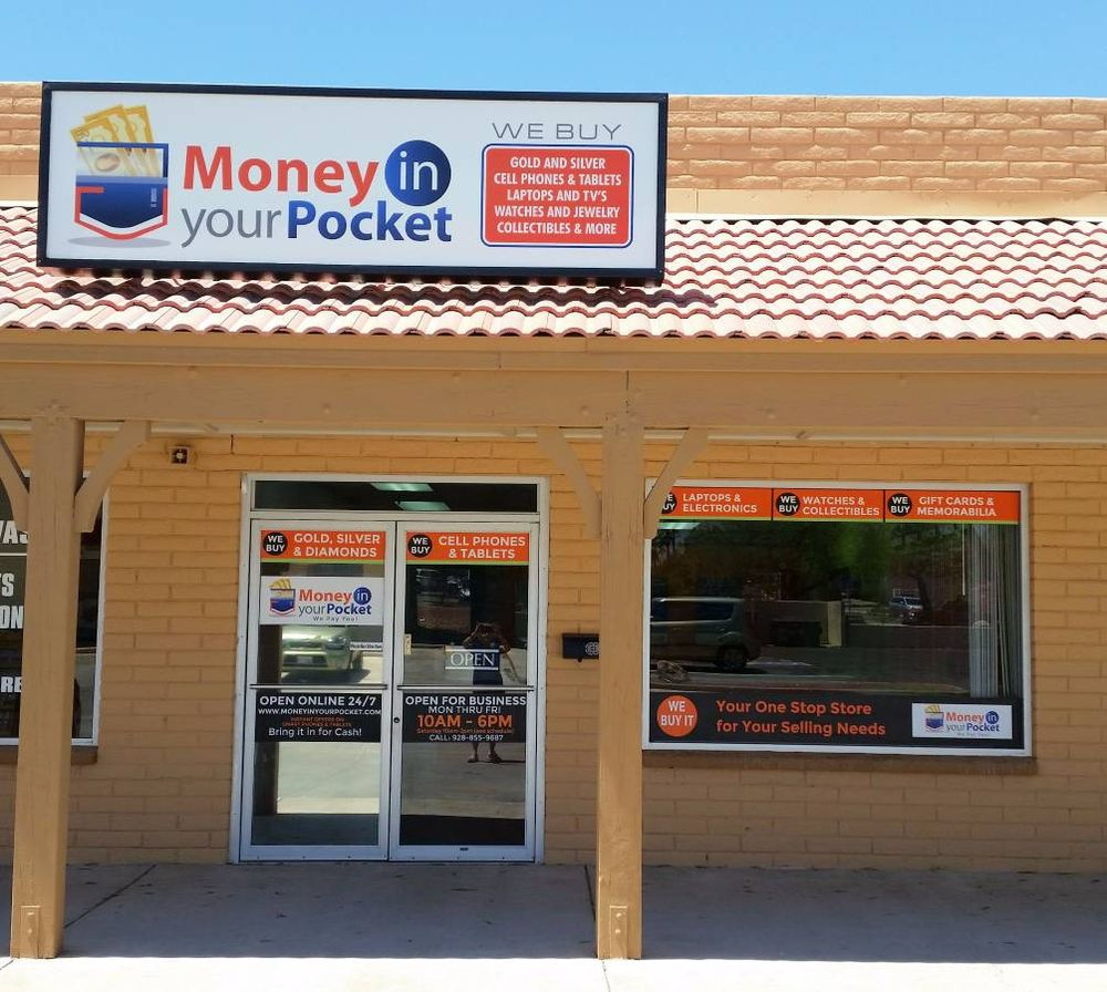 Money in Your Pocket: 1761 McCulloch Blvd N, Mohave County, AZ